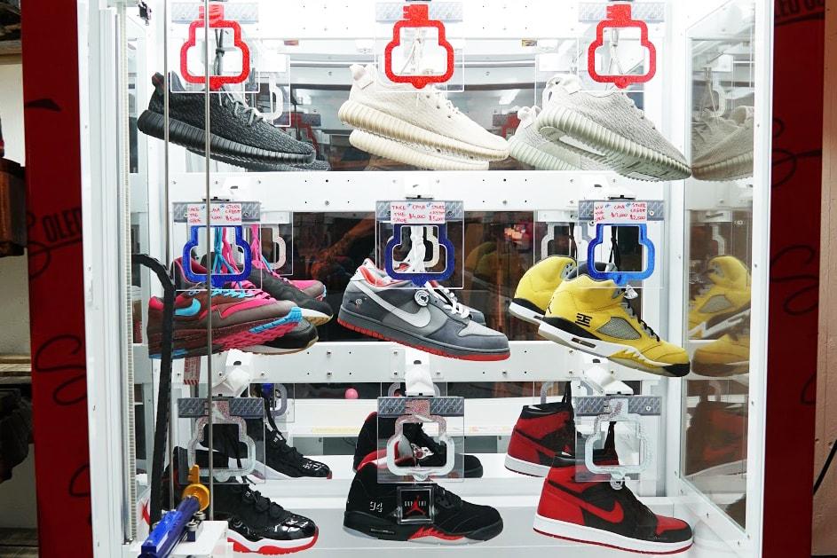 san francisco e95fd 54663 Sneaker Consignment Shops