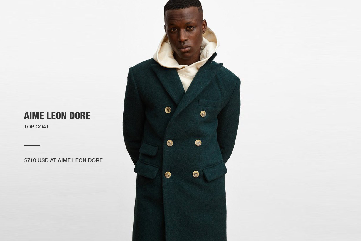 Best Coats and Jackets for 2016 Fall/Winter
