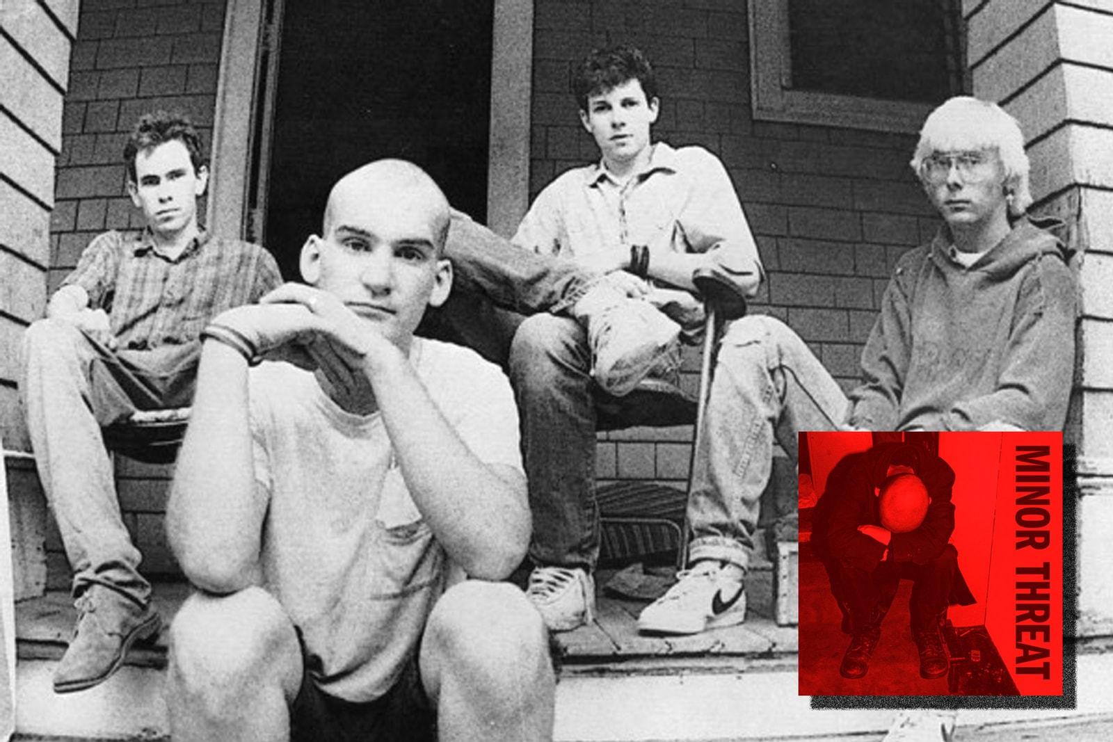 Best Hardcore Punk Albums bands bad brains black flag minor threat Descendents tsol misfits scream void Adolescents 45 grave