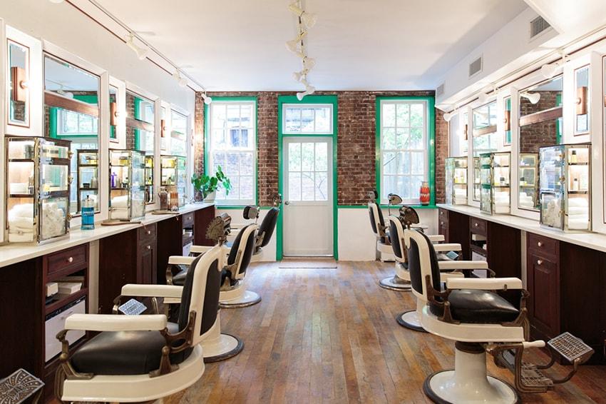 Vintage Barbershops
