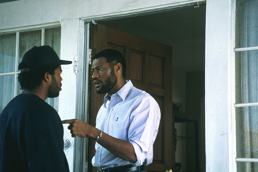 John Singleton Boyz N The Hood Snowfall Los Angeles