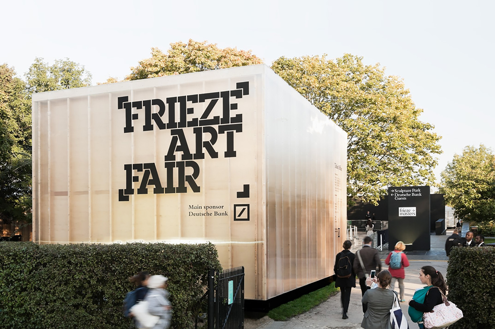 Frieze London 2016 art fair guide