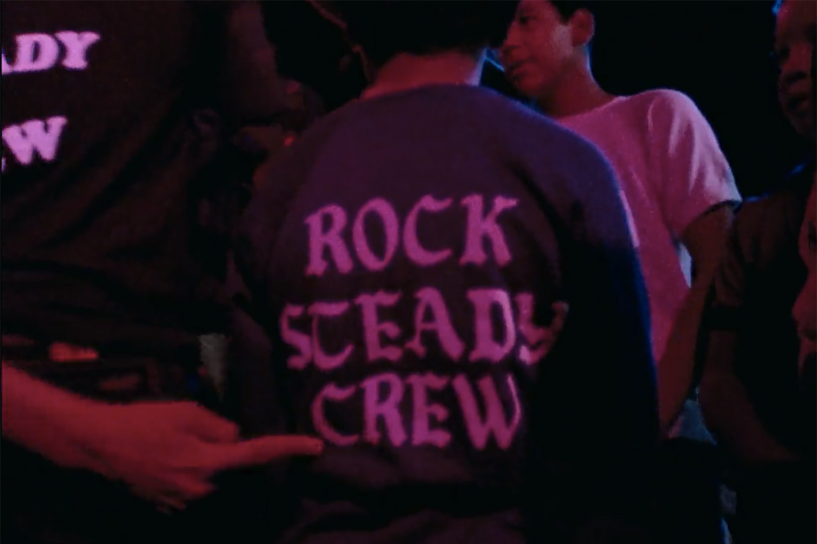 rock steady crew dynamic rockers NYC gang tees Kanye West The Life of Pablo
