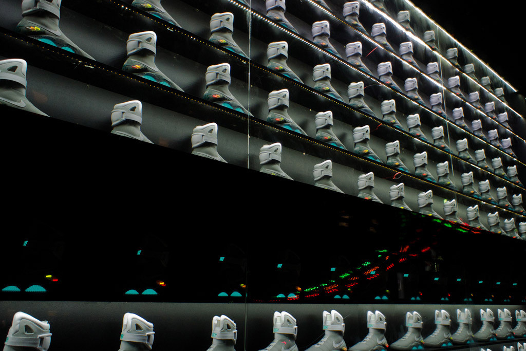 Look Back At The 2011 Release of Nike Mag
