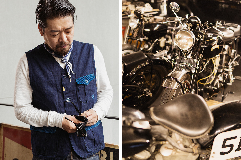 Shinsuke Takizawa NEIGHBORHOOD Gap Interview