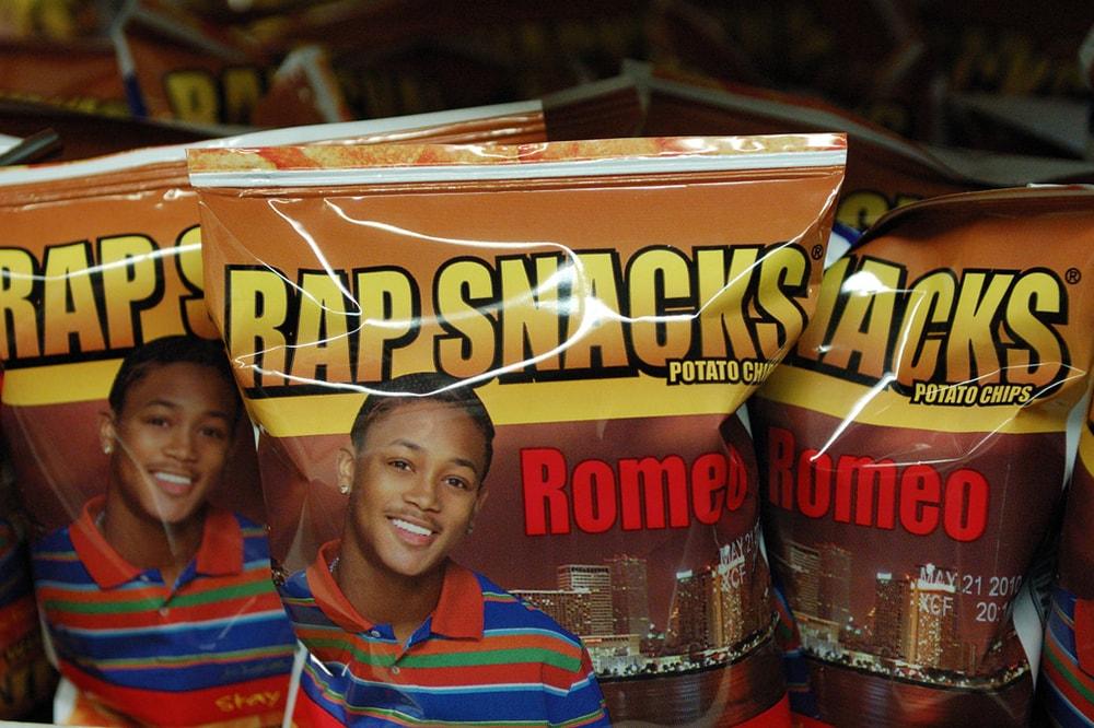 Rapper Candy Endorsements
