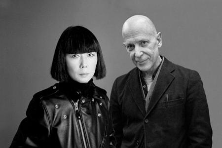 川久保玲(Rei Kawakubo)& Adrian Joffe