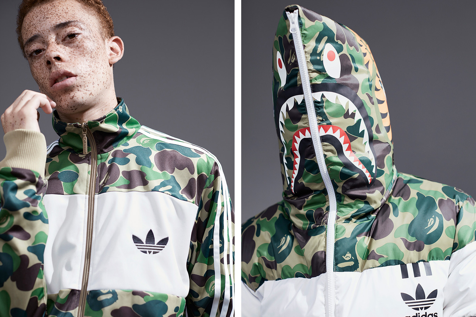 comprare popolare 7c9a5 6d1db adidas Originals x BAPE 2016 Fall Winter Collection | HYPEBEAST