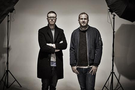 John Parker and Christiaan Ashworth