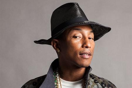 Pharrell Williams(ファレル・ウィリアムス)