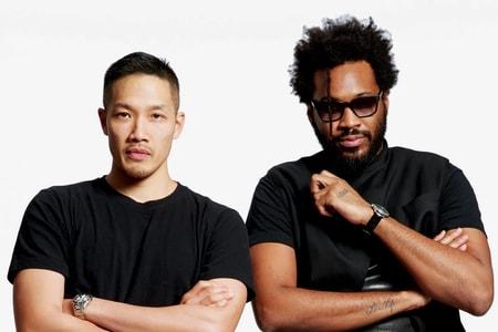 Dao-Yi Chow and Maxwell Osbourne