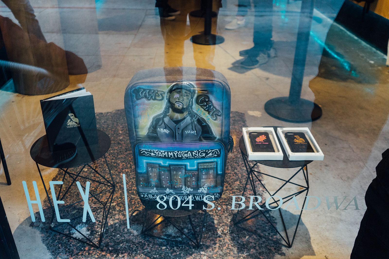 A$AP Ferg and HEX Celebrate