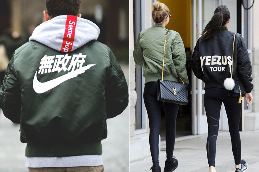 History Of The Bomber Jacket Hypebeast
