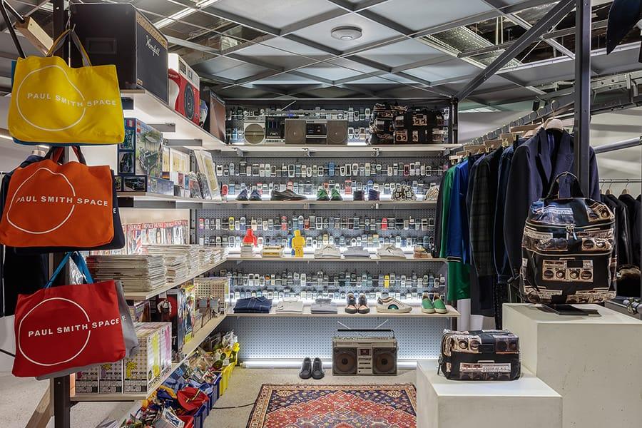 London Fashion Multi-brand Retailers