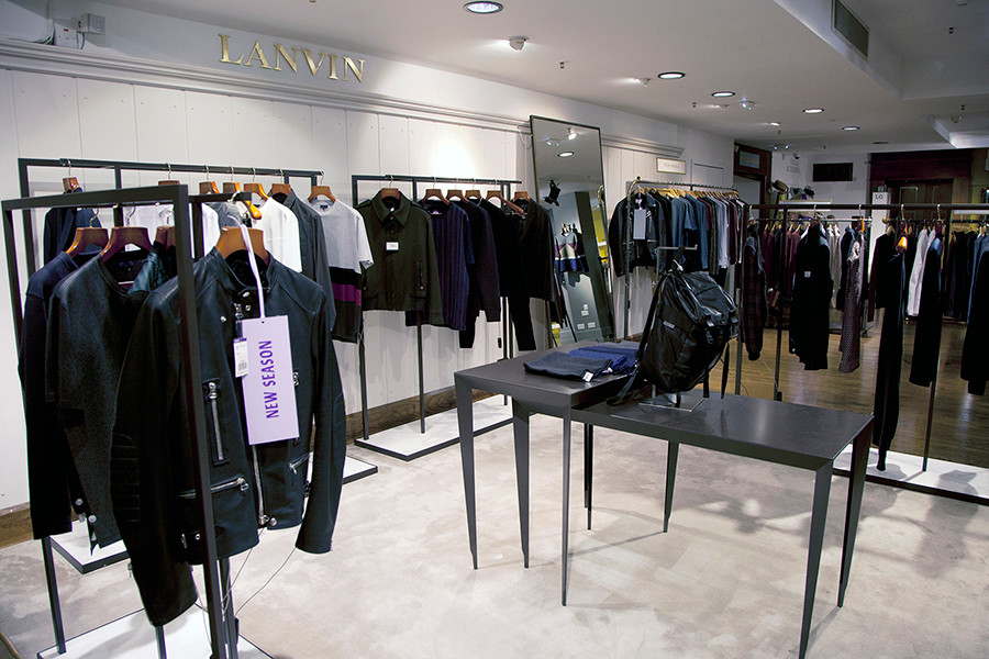 29629f01d5 London Fashion Multi-brand Retailers Guide 2016