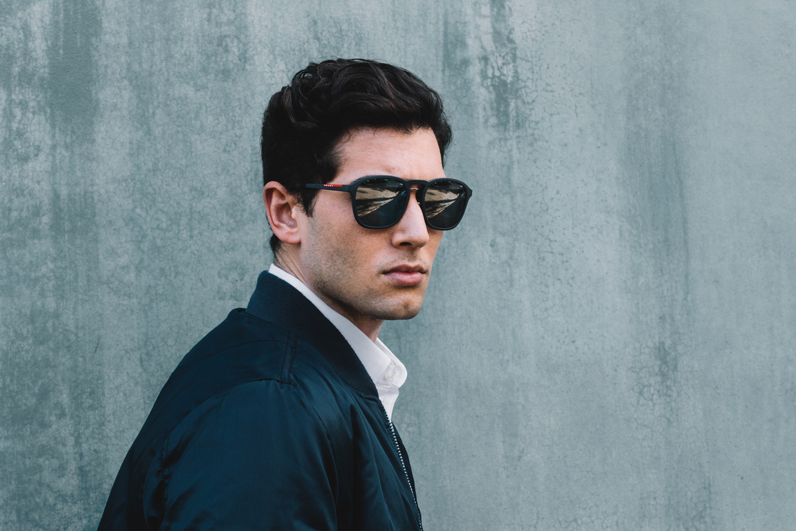 Full Range of Styles in the Prada Linea Rossa Sunglass Line