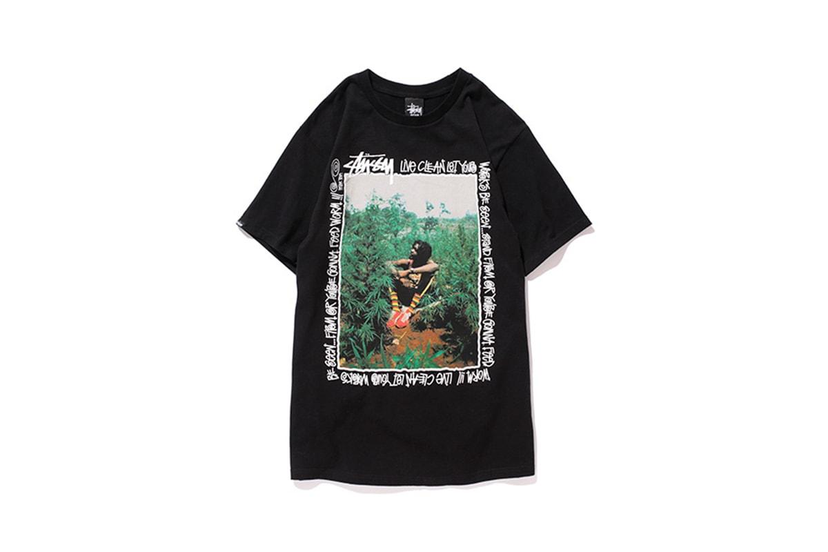 Streetwear Face T-Shirt Supreme HBA Stussy Fucking Awesome