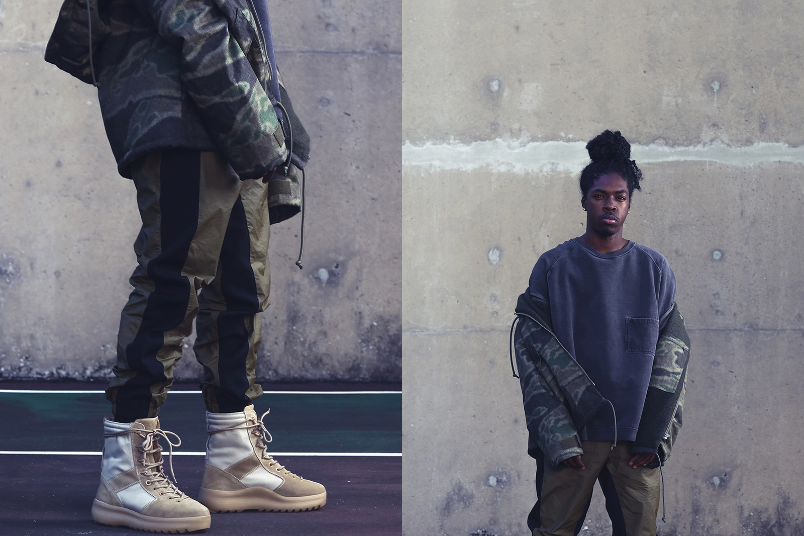 yeezy season kanye west lookbooks fashion streetwear yeezus