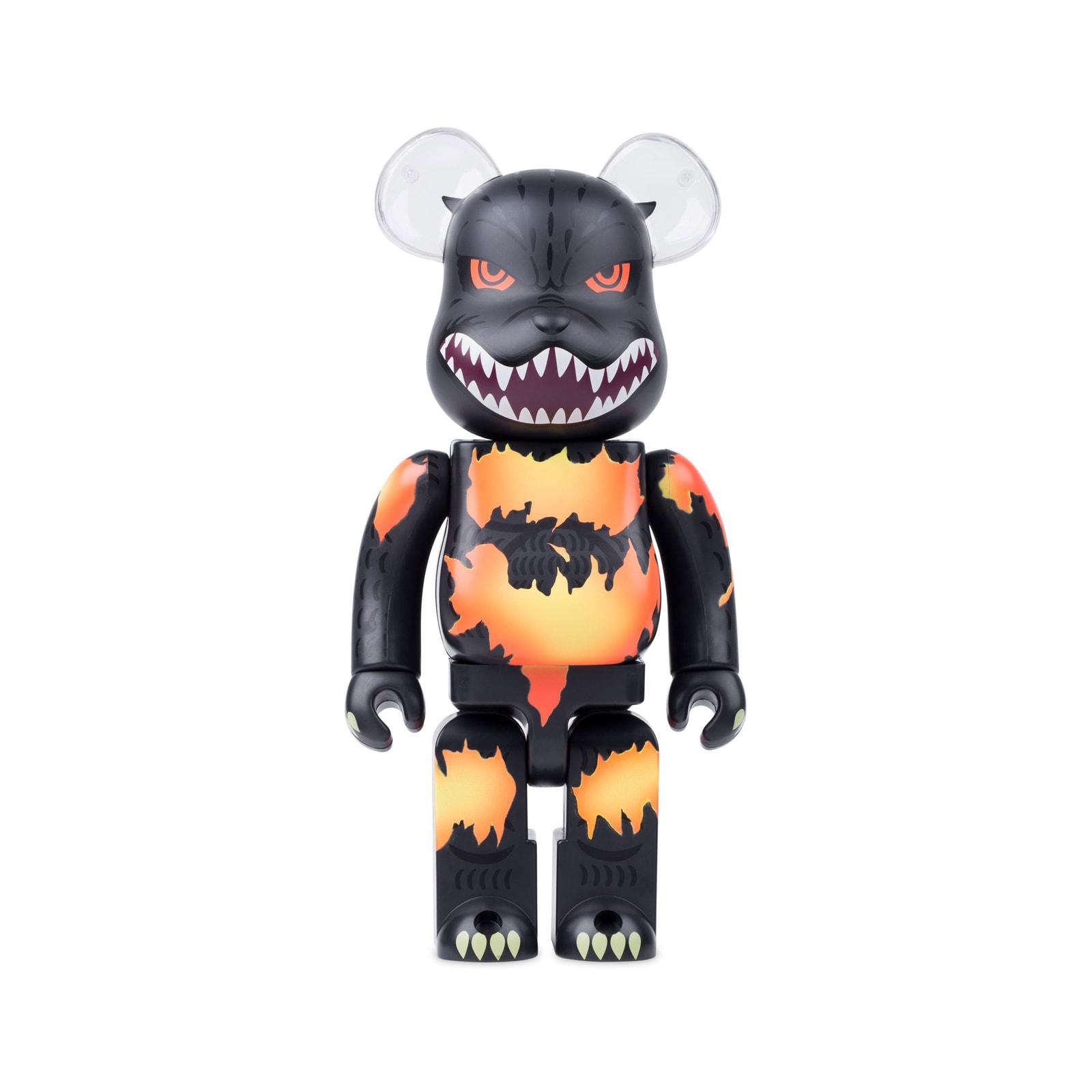 Medicom Toy Godzilla BE@RBRICK Desgodzi Buring Version 400%