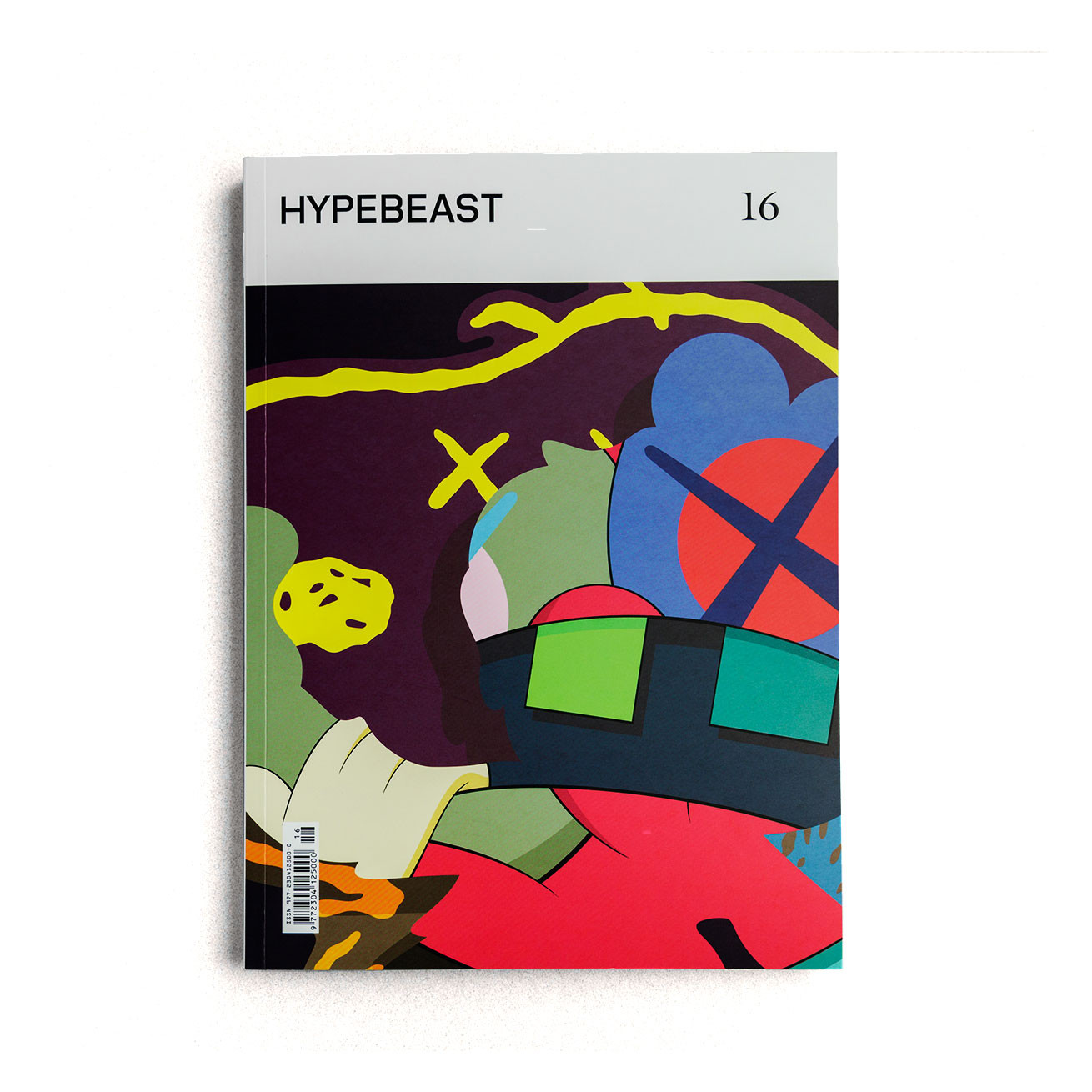 HYPEBEAST Issue 16
