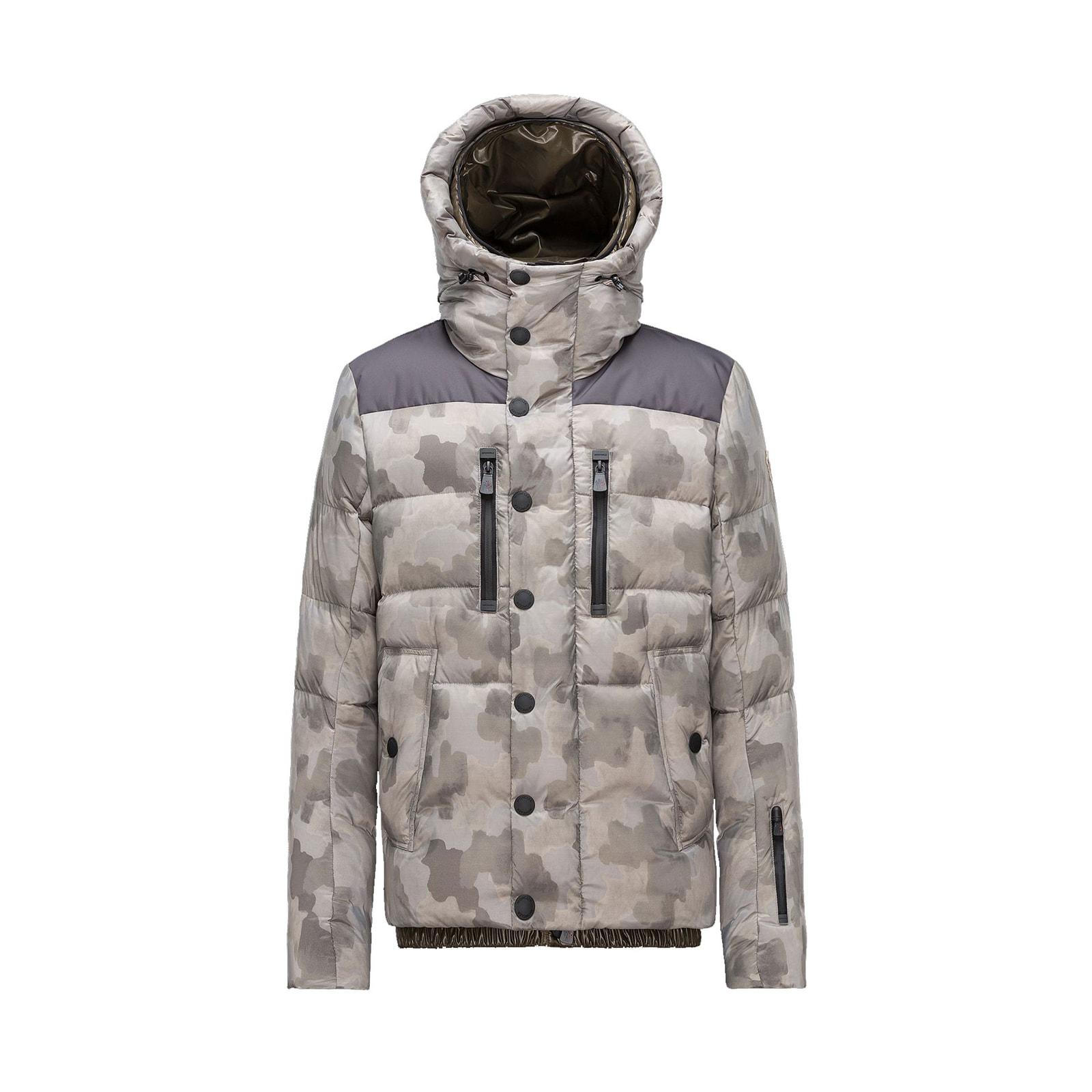 Moncler Grenoble Rodenberg Camouflage Coat