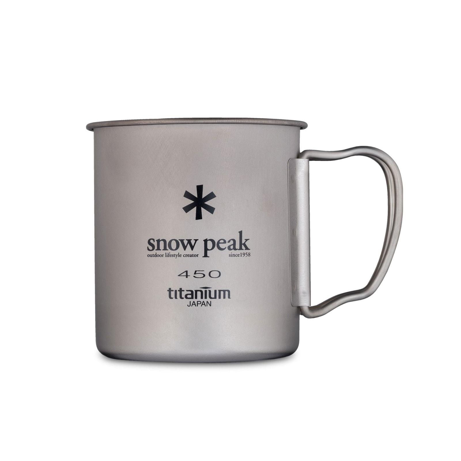 Snow Peak Titanium Cup