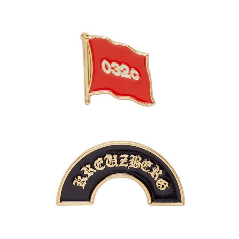 032c Allegiance Pin Set