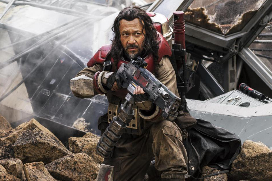 Characters of 'Rogue One: A Star Wars Story'