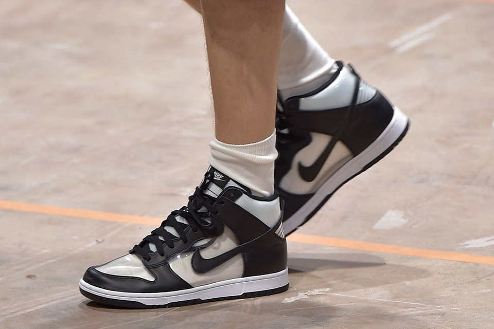 HOMME Plus x Nike Dunk High