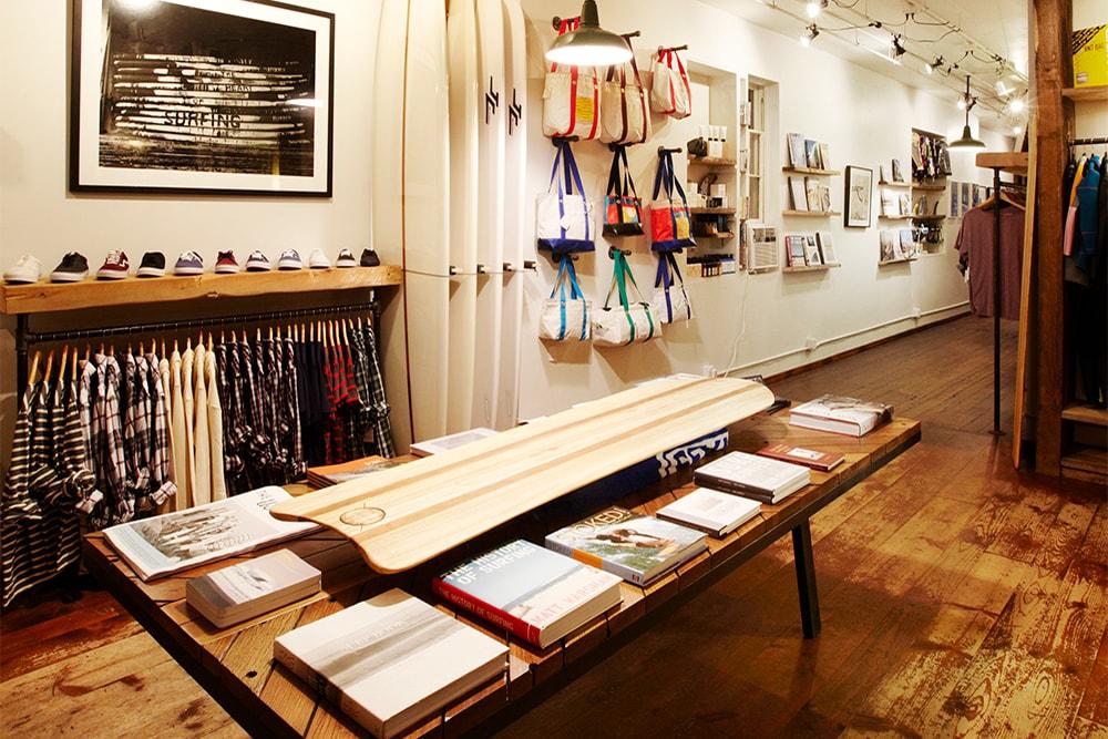 UNIQLO Saturdays NYC MOUSSY Snow Peak Retail Japan USA