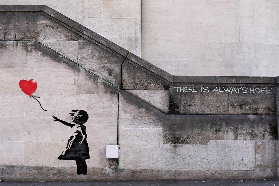 Banksy Five Key Career Moments Steve Lazarides