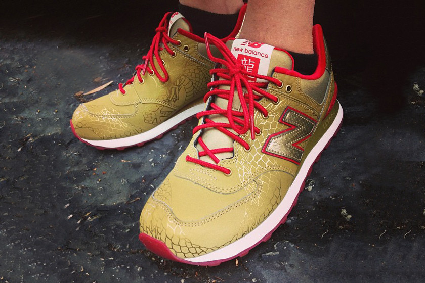 the latest 5f604 b9bbb adidas Nike New Balance Chinese New Year Lunar New Year