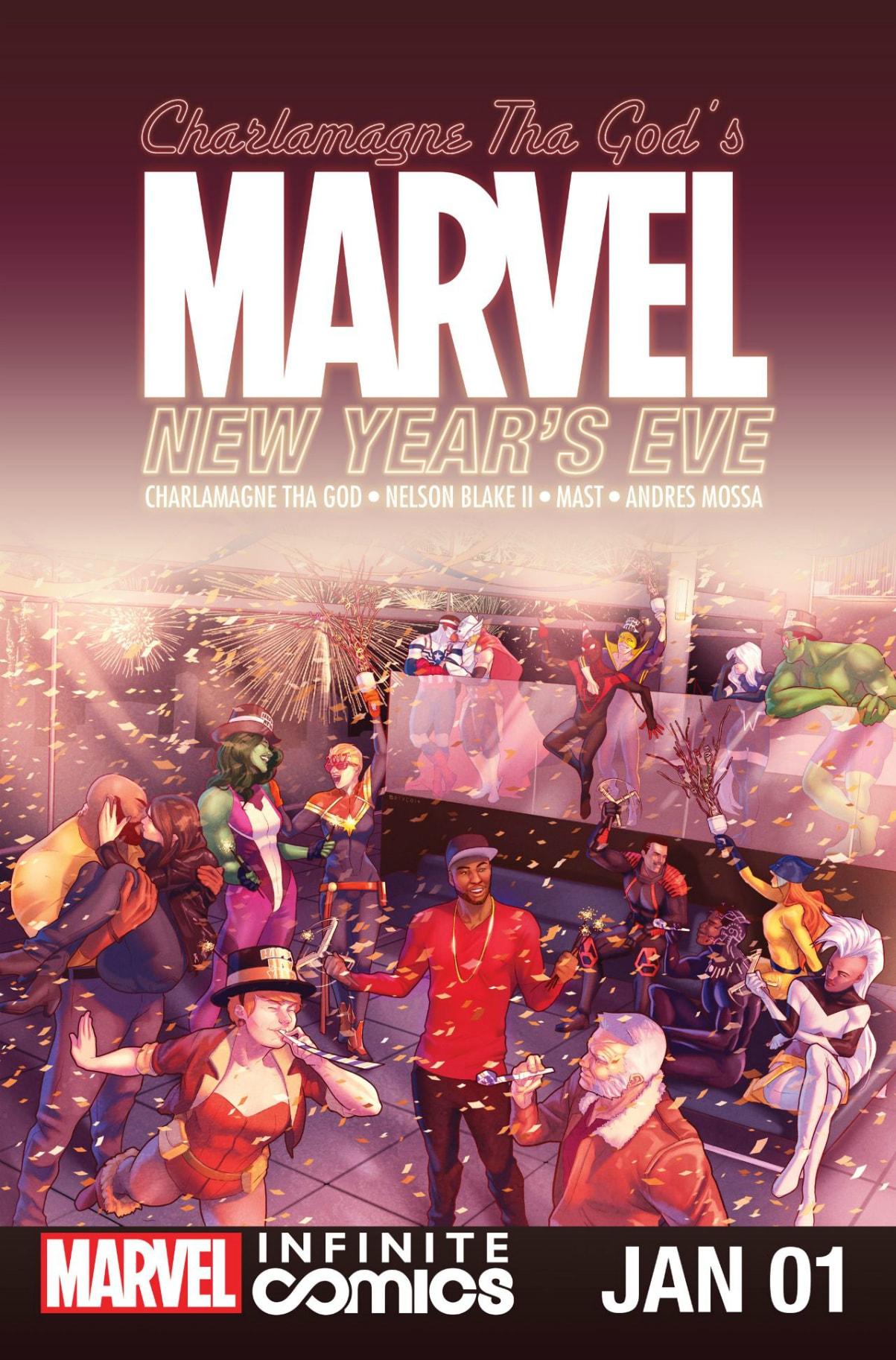 Charlamagne Tha God Marvel Comic Book