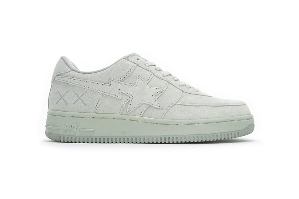 KAWS' Footwear Collaborations
