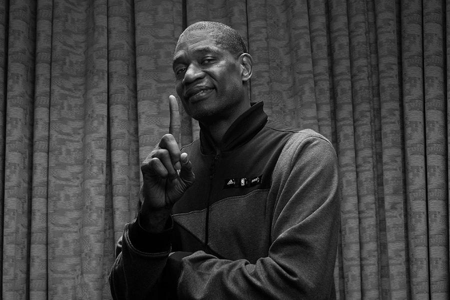 Dikembe Mutombo NBA Legend Interview
