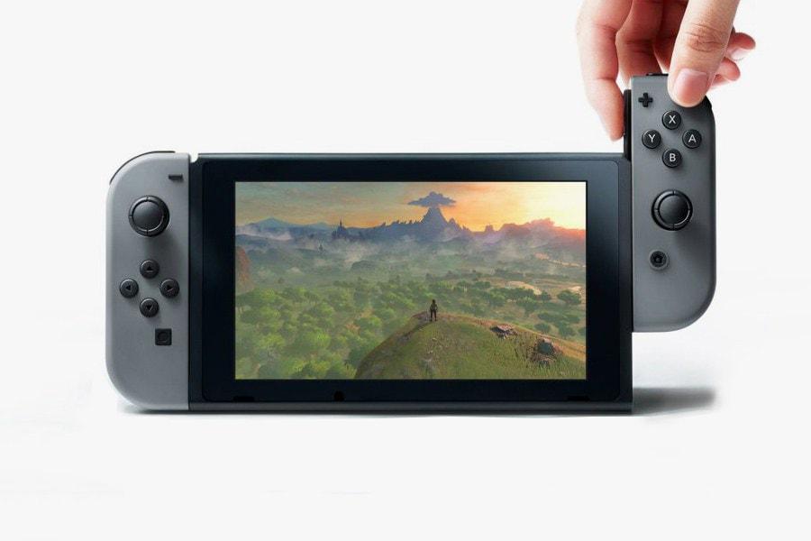 Nintendo Switch Live Stream Debut