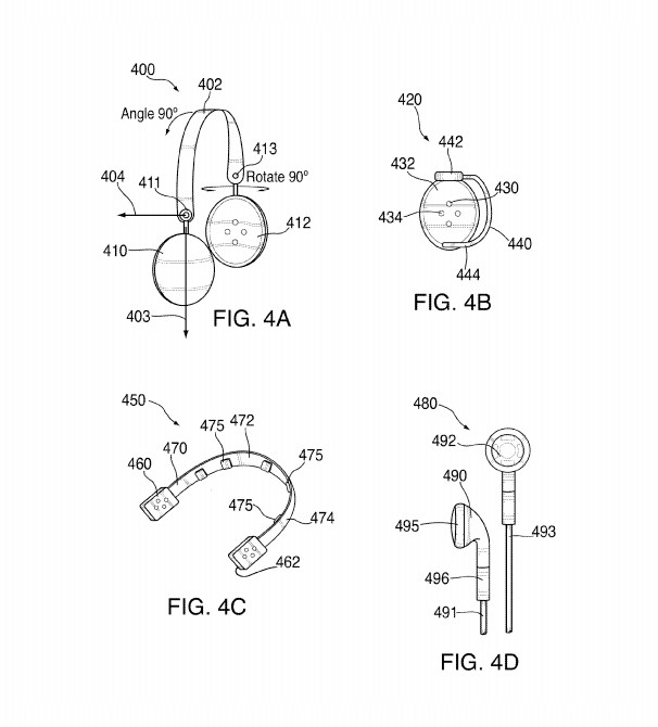 New Apple Earphones Might Double as Speakers Rumors