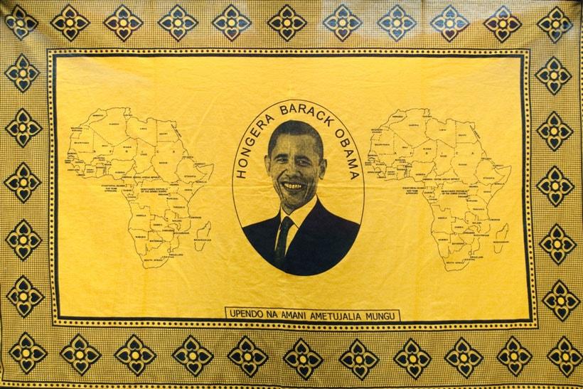 Supreme 2017 Barack Obama Kanga Inspiration