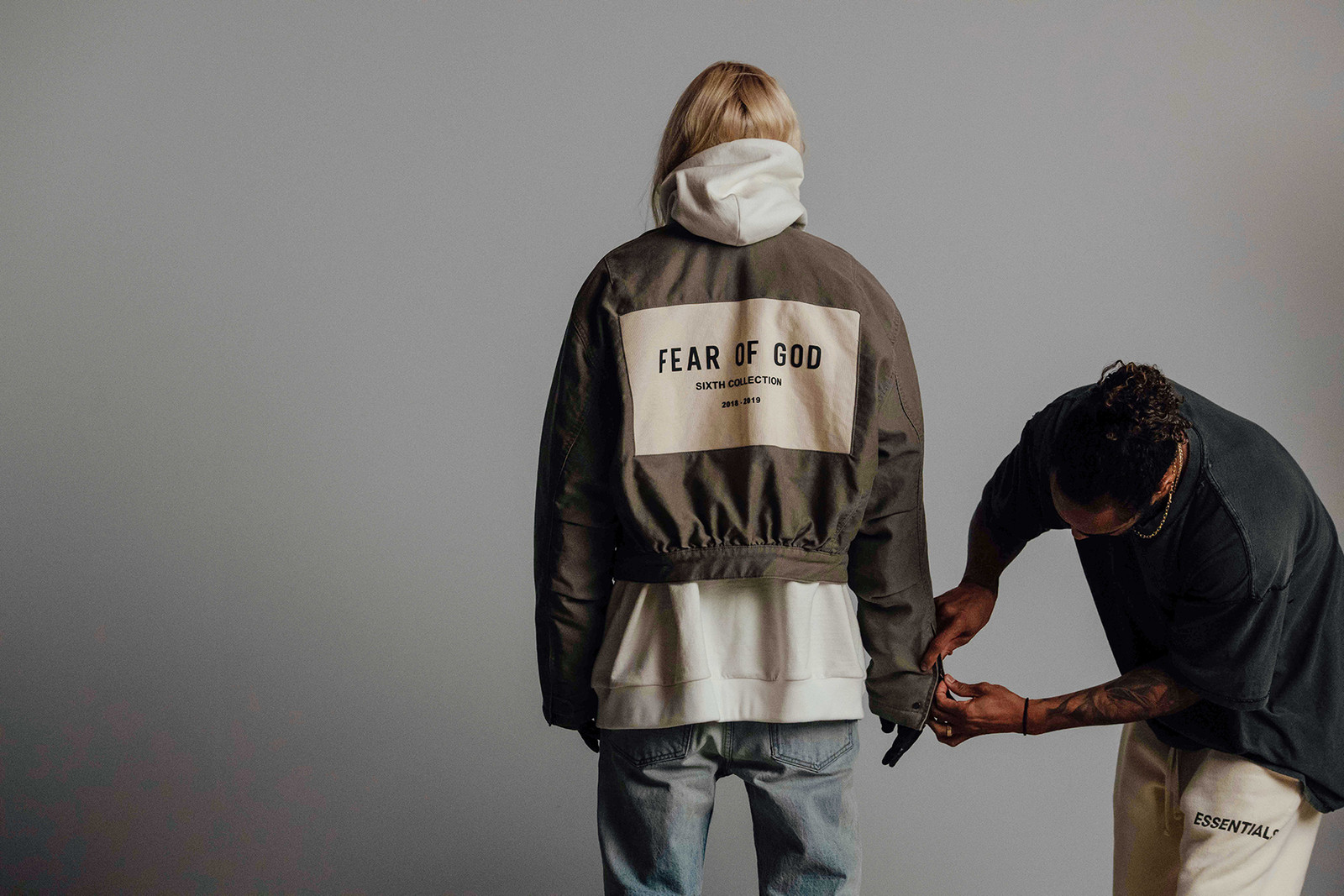 jerry lorenzo fear of god nike basketball interview editorial nike air fear of god 1