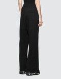 Champion Reverse Weave Wide Leg Trousers