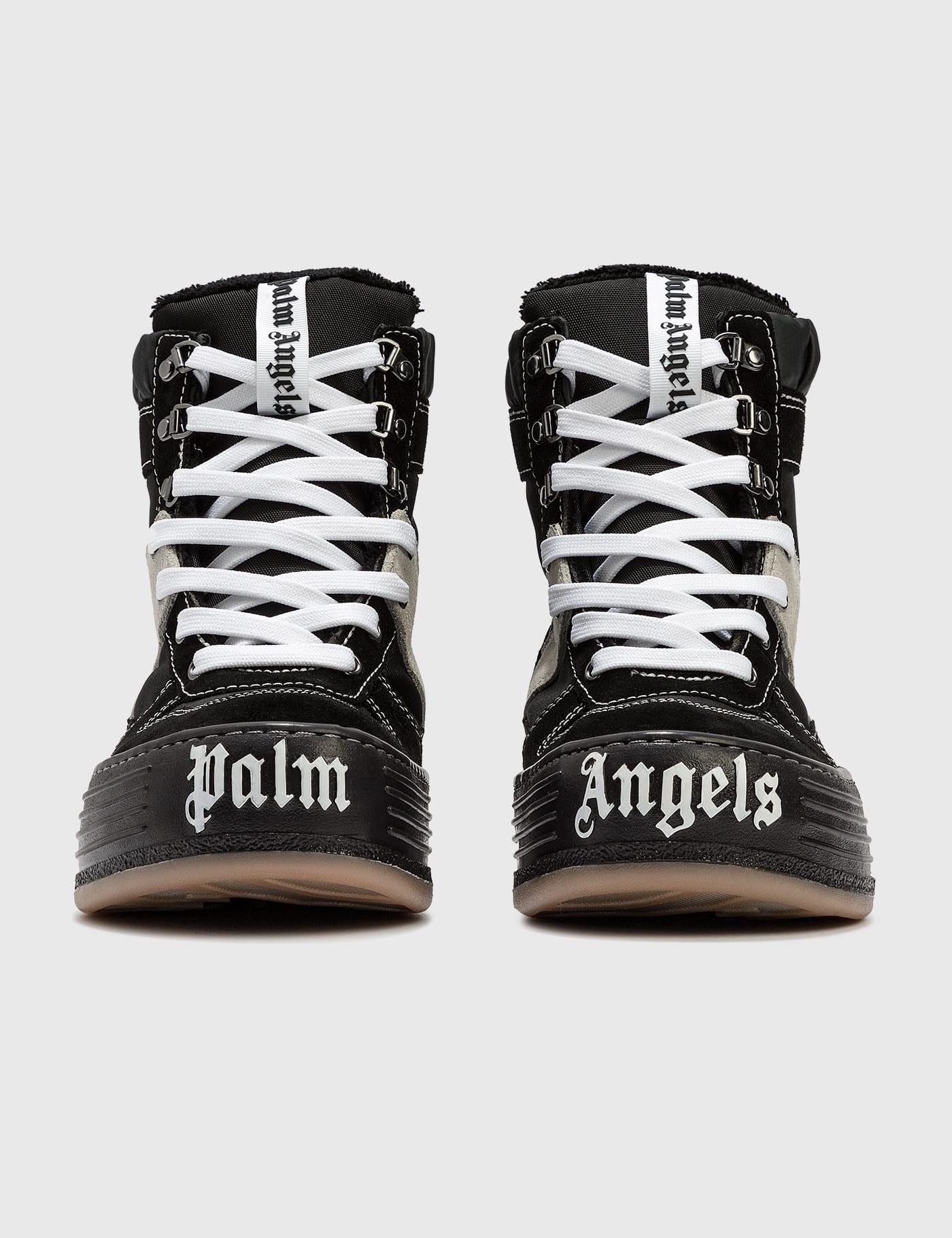 Palm Angels - Snow High Top Sneaker | HBX