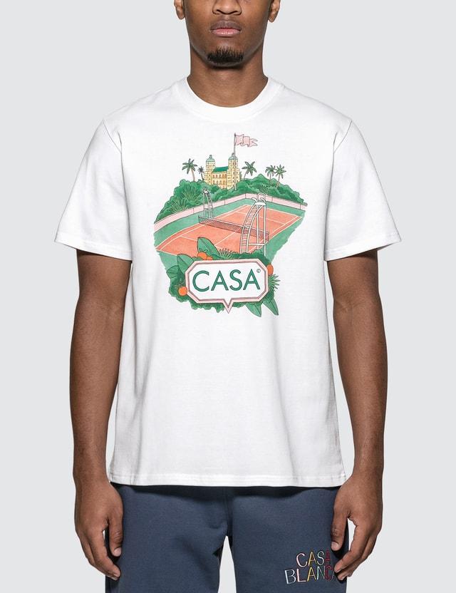 Casablanca Casa Court T-Shirt