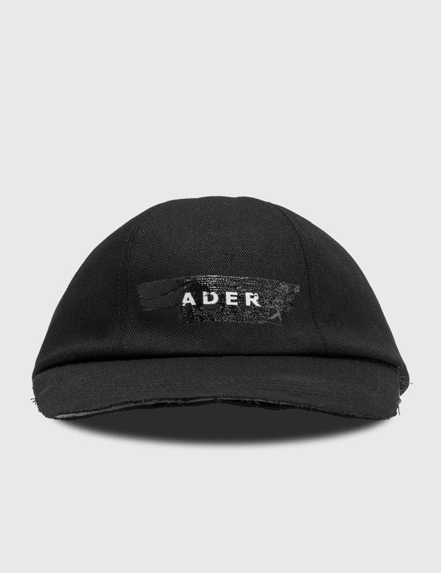Ader Error Duct Tape Logo Cap Black Men