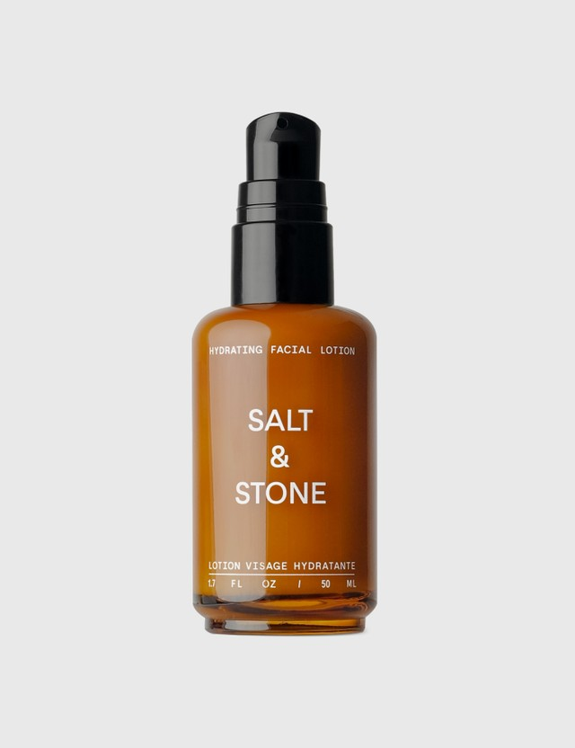 SALT & STONE Hydrating Facial Lotion Red Unisex