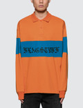Flagstuff L/S Polo Shirts Picture