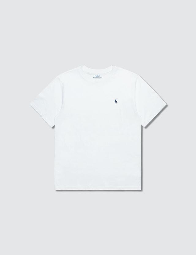 Polo Ralph Lauren 30/1 Jersey S/S T-Shirt (Kids)