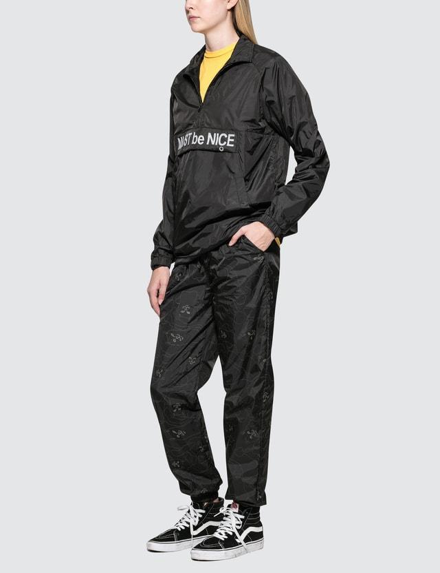 "RIPNDIP ""Must Be Nice"" Half Zip Anorak Jacket"