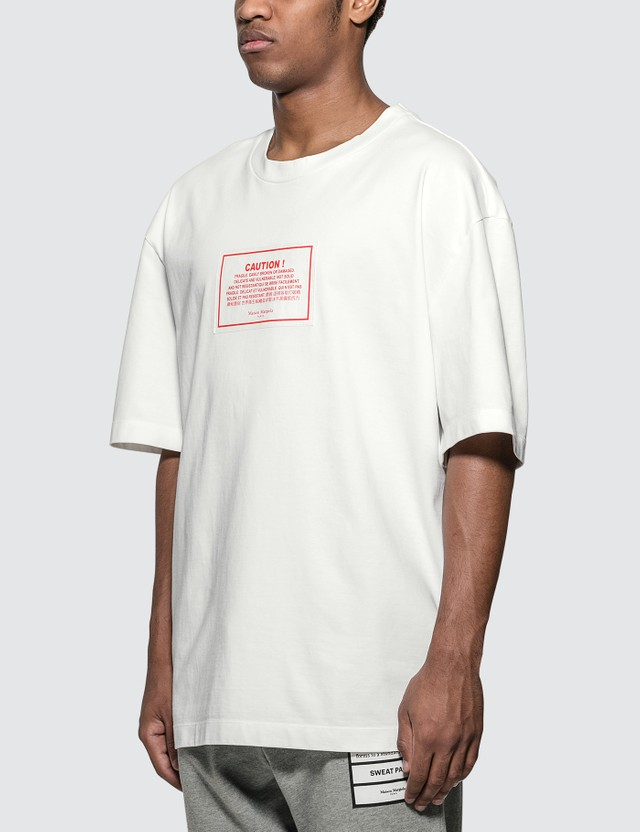 Maison Margiela Caution T-Shirt