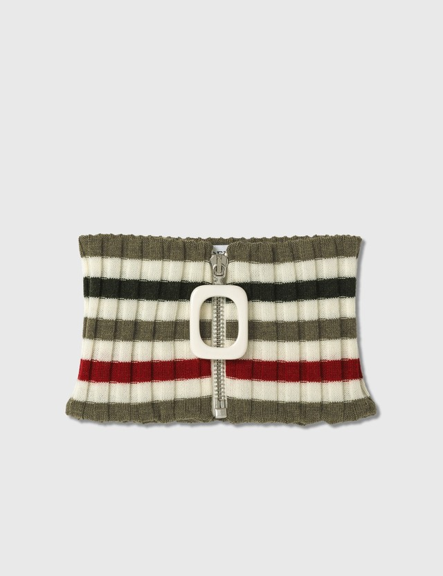 JW Anderson JWA Neckband Military Green Women