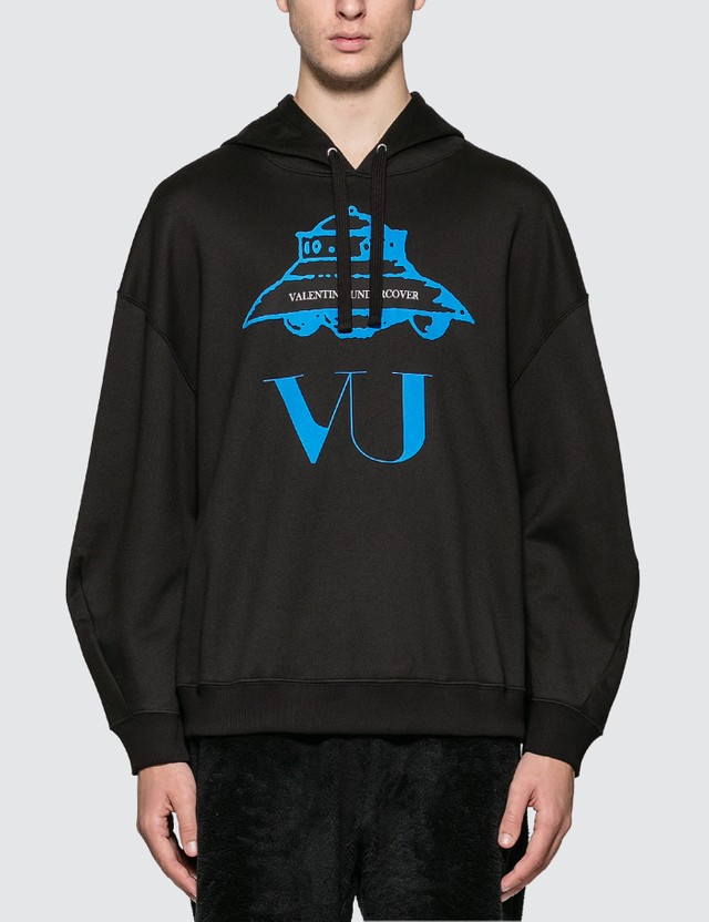 Valentino Valentino x Undercover UFO Hoodie
